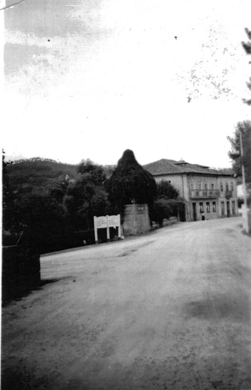 Rua Esteves Ribeiro Arco de Baúlhe 1952 (ii)