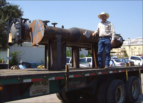 Pig Launchers/Receivers for a Petroleum Pipeline