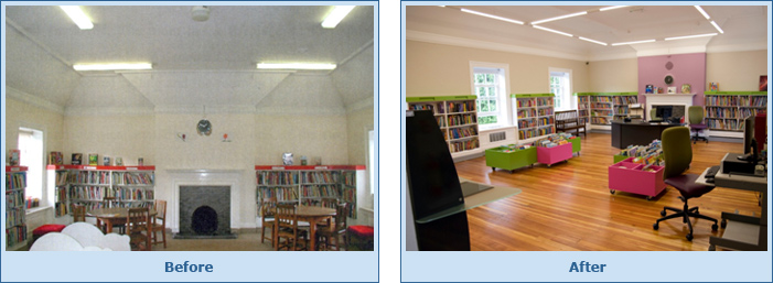 Pembroke Library Children Space