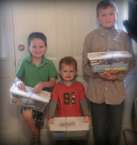 Boys OCC Boxes