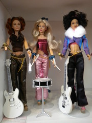 Movie dolls Josie and the Pussycats - Jakks Pacific (mad-about- fleur) Tags: josieandthepussycats moviedolls