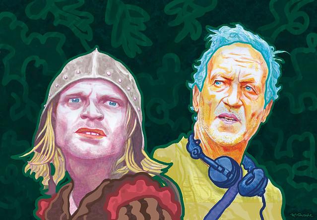 Klaus-Kinski-Werner-Herzog