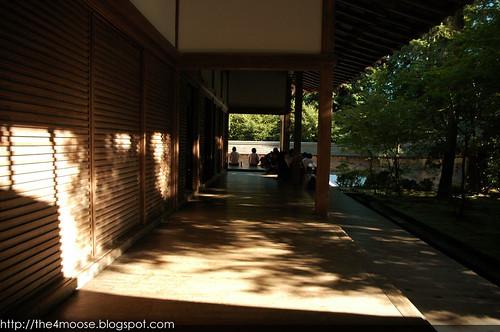 Kyoto 京都 - Ryoan-ji 龍安寺