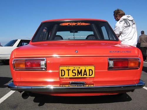DTSMAD Orange 1600