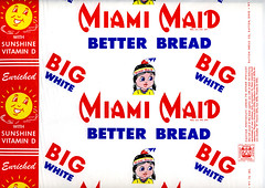Miami Maid Bread Wrapper