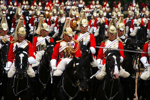 Changing the Guard | Household Division / Household Cavalry
