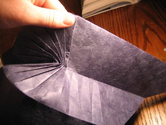 dimetrodon 015 (PhillipWest) Tags: origami paperfolding papiroflexia