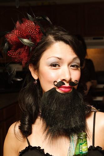 tanya the bearded lady