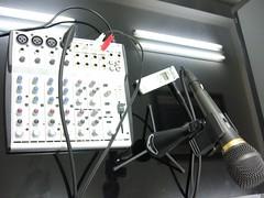 第五期電脳空間カウボーイズ録音機材