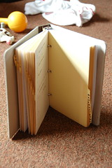 Address Book - inside