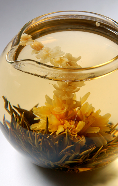 Seven Angles Flower Tea