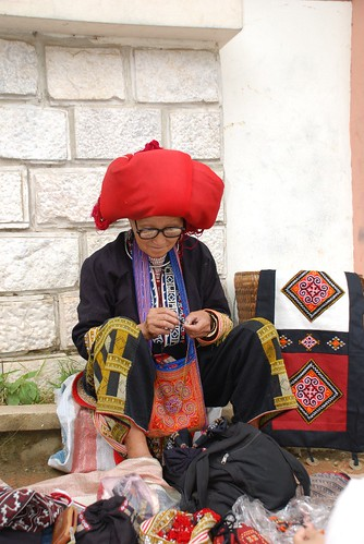 Sapa - Minority woman