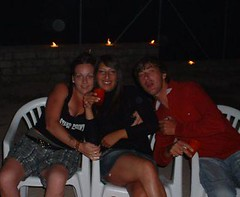 Luciana, Michela e Polacco (Daniele1282) Tags: di festa laurea renzo