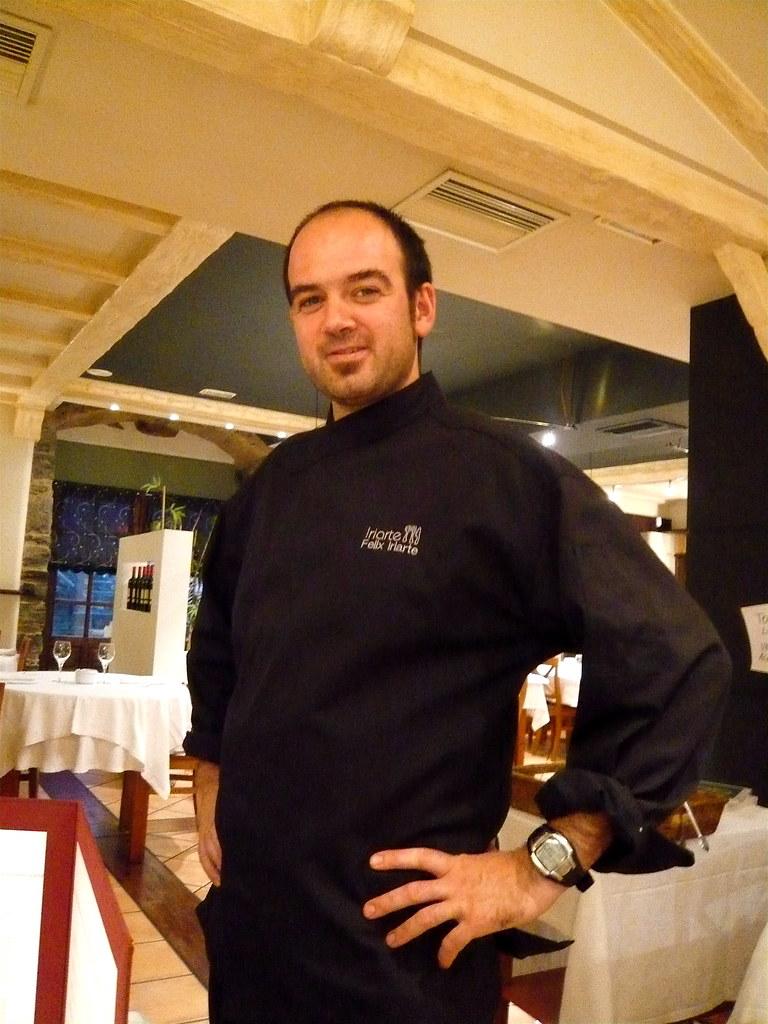 Restaurateur Supreme - Felix Iriarte Basque Chef