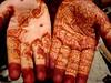 Mehndi-henna body art