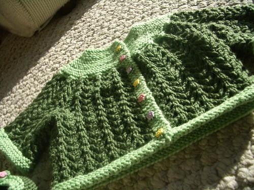 February sweater