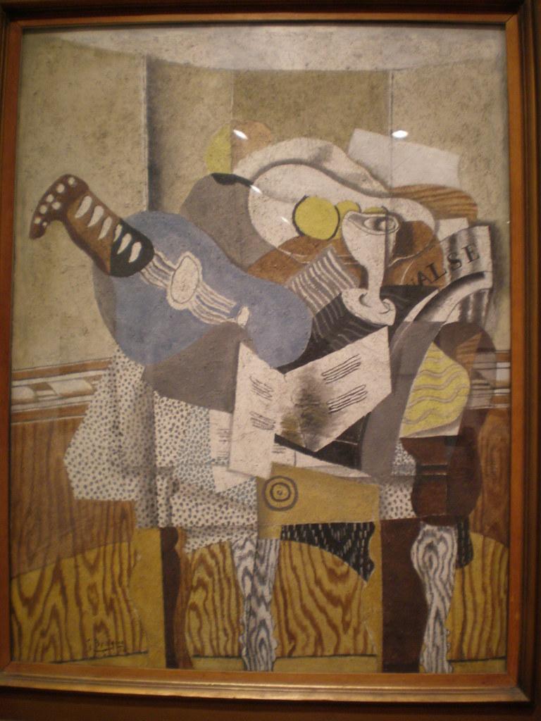 Georges Braque (法国1882-1962 )作品集1 - 刘懿工作室 - 刘懿工作室 YI LIU STUDIO