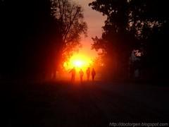 Luz al final del camino (DrGEN) Tags: paisajes santafe argentina blog yo vivid rosario atardeceres gen mundo ceres somos veo unicos wpblog drgen