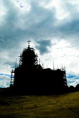 castle (Sakuto) Tags: building church belarus
