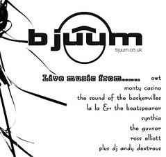 bjuum launch