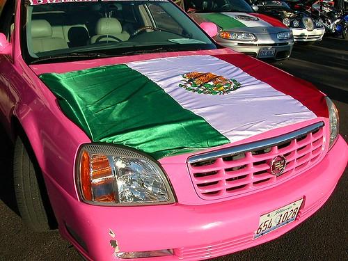 car show at fiesta salsa
