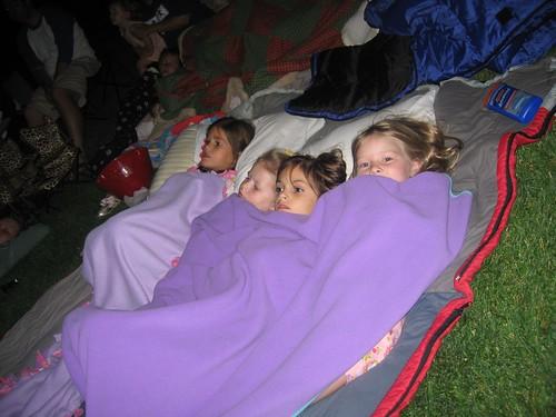 Grace, Adelaide, Abigail & Olivia