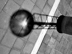 sombra esferica (Clauminara) Tags: bw blancoynegro blanco mxico mexico mexicocity df negro bn universidad autonoma grayscale metropolitana ciudaddemexico xochimilco distritofederal uam mejico escaladegrises mjico uamx uamxochimilco universidadautnomametropolitanaunidadxochimilco