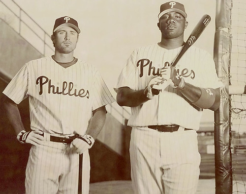 chase utley y ryan howard