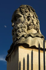 UK - Oxford - Sheldonian Head (Darrell Godliman) Tags: uk greatbritain travel england copyright travelling college tourism stone beard europe university britishisles unitedkingdom britain stonework beards eu oxford heads gb colleges oxforduniversity bearded allrightsreserved broadstreet sheldonian broadst sheldoniantheatre universityofoxford travelphotography oxbridge travelphotographer dgphotos darrellgodliman wwwdgphotoscouk emperorsheads dgodliman