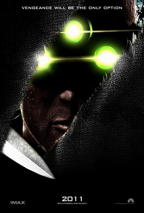 pósters cinematográficos de videojuegos