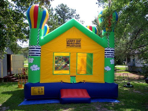 Bounce House Columbia Sc Skinny Cream Cellulite Reduction Reviews