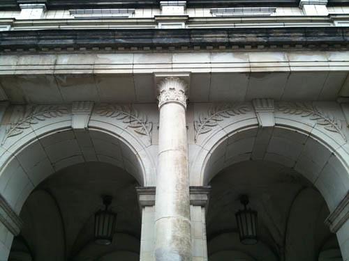 Berlin Neo-Classicism Detail