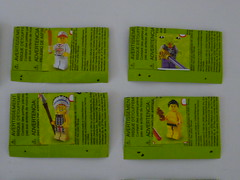 Series 3 Minifigures Code 3