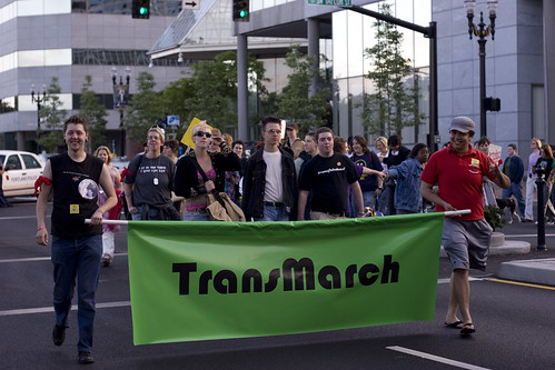 PDX Trans March changes name, concept