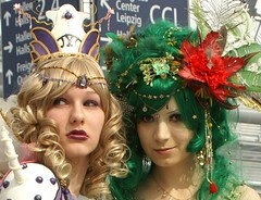 Rosa Farrell + Rydia, Final Fantasy IV (cosplay shooter) Tags: anime comics costume comic cosplay manga rosa leipzig final fantasy convention cosplayer finalfantasy iv breathtaking rollenspiel buchmesse bookfair cosplayers farrell roleplay lbm rydia 2000z interestingness416 i500 beautifulcapture noema leipzigerbuchmesse aplusphoto platinumheartaward elsch x201210