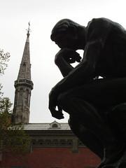 Rodin en el Centro Histórico