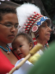 first nations - three generations
