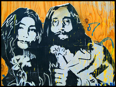 NYC Street Art . . .