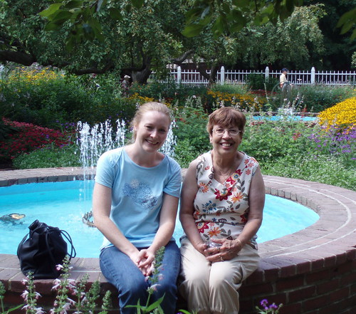 Cheryl and Sara