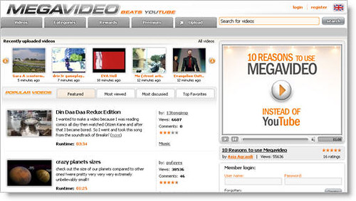 Haven Video View topic - How to Bypass MEGAVIDEO Time Limits!