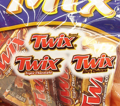 Chocolate Twix Mix