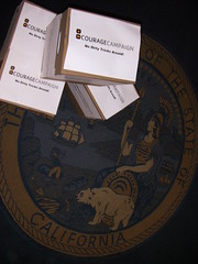 copies on the seal