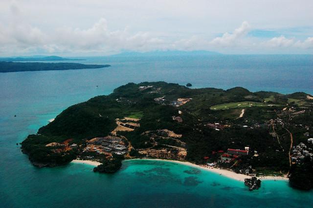 THE RAPE OF BORA (Boracay Island, Philippines)