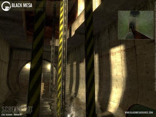 Black Mesa juego desagüe