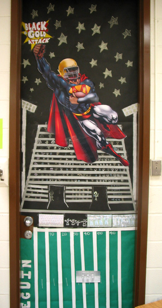 Homecoming Door Decoration Ideas - ProTeacher Community