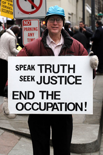 Speak Truth, Seek Justice: End the Occupation!