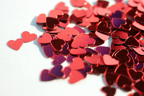 Macro Mondays- Be my Valentine