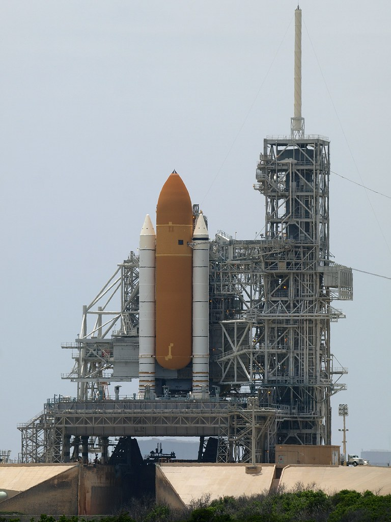space shuttle locations for viewing - photo #16