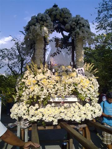 Nuestra Senore de los Turumba at GMP 2009