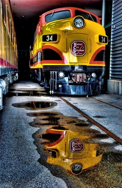 Kansas City Southern Lines